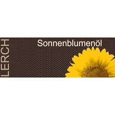 Lerch-Sonnenblumenöl